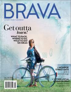Brava Magazine April 2015