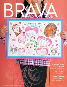 Brava Magazine February 2015