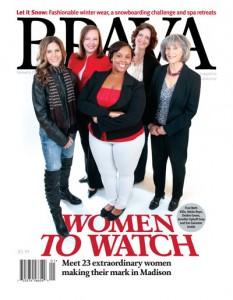 Brava Magazine January 2012