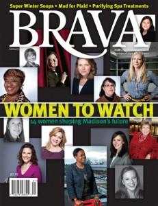 Brava Magazine January 2013