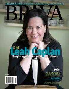 Brava Magazine February 2012