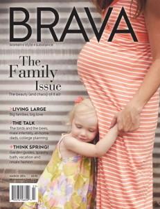 Brava Magazine March 2014
