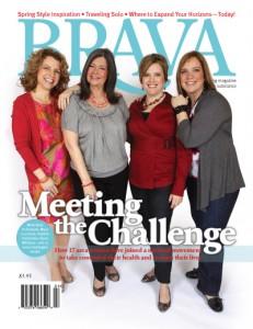 Brava Magazine April 2011