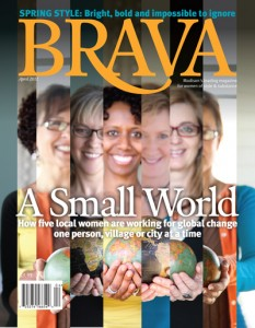 Brava Magazine April 2012