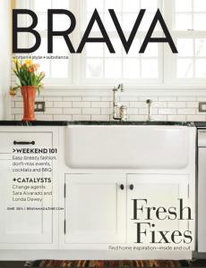 Brava Magazine June 2014