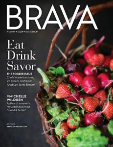 Brava Magazine July 2014