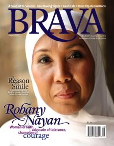 Brava Magazine August 2012