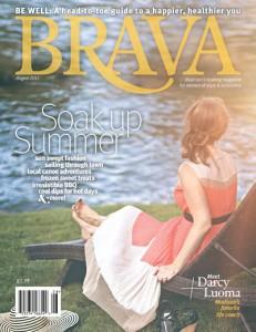 Brava Magazine August 2013