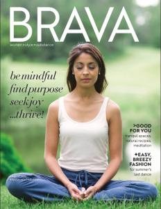 Brava Magazine August 2014
