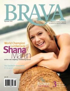 Brava Magazine September 2010