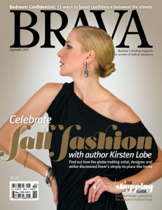 Brava Magazine September 2011