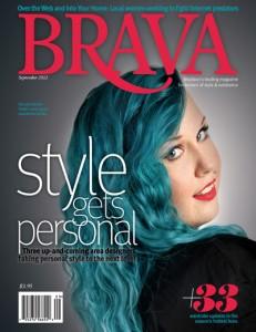 Brava Magazine September 2012