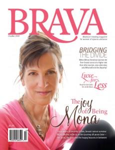 Brava Magazine October 2010