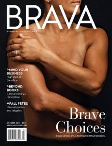 Brava Magazine October 2013
