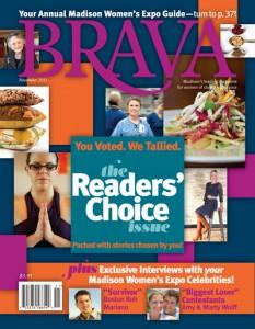 Brava Magazine November 2011