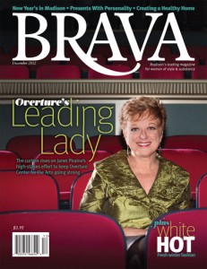 Brava Magazine December 2012