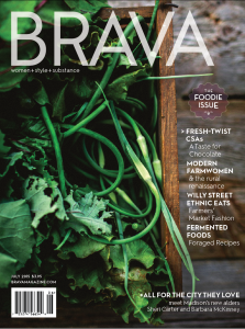 Brava Magazine July 2015