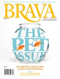 Brava Magazine April 2010