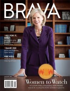 Brava Magazine January 2014
