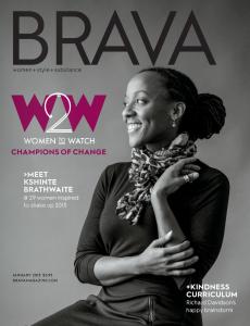 Brava Magazine: January 2015