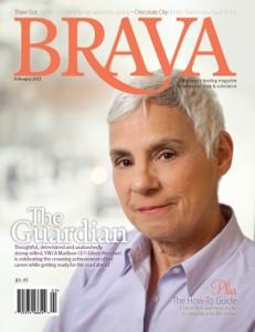 Brava Magazine February 2011