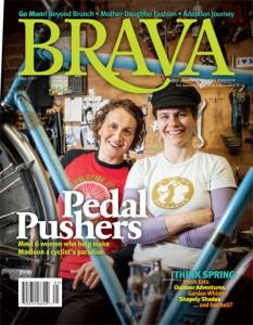 Brava Magazine May 2013