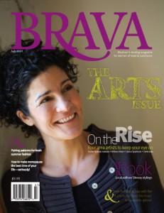 Brava Magazine July 2010