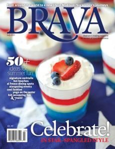 Brava Magazine July 2013