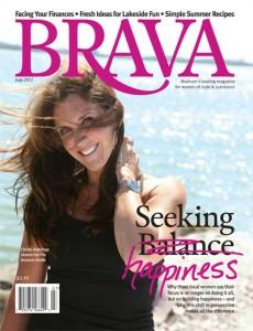 Brava Magazine July 2012