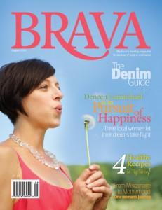 Brava Magazine August 2010