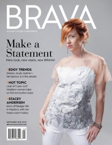 Brava Magazine September 2013