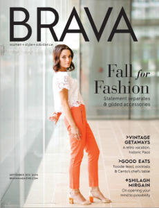 Brava Magazine September 2014