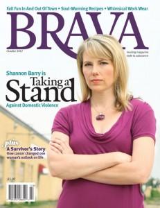 Brava Magazine October 2012