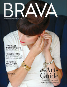 Brava Magazine October 2014