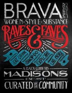 Brava Magazine November 2013