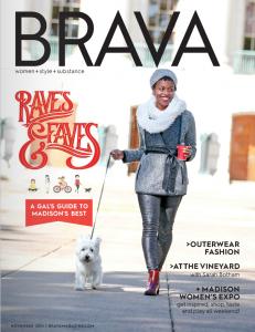 Brava Magazine November 2014