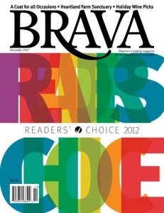 Brava Magazine November 2012