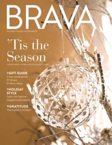 Brava Magazine December 2013