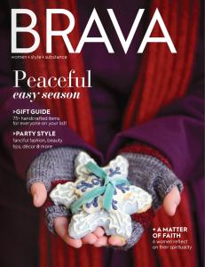 Brava Magazine December 2014