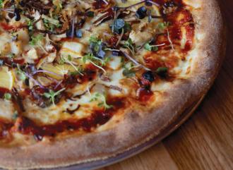 Salvatores Pizza Madison WI