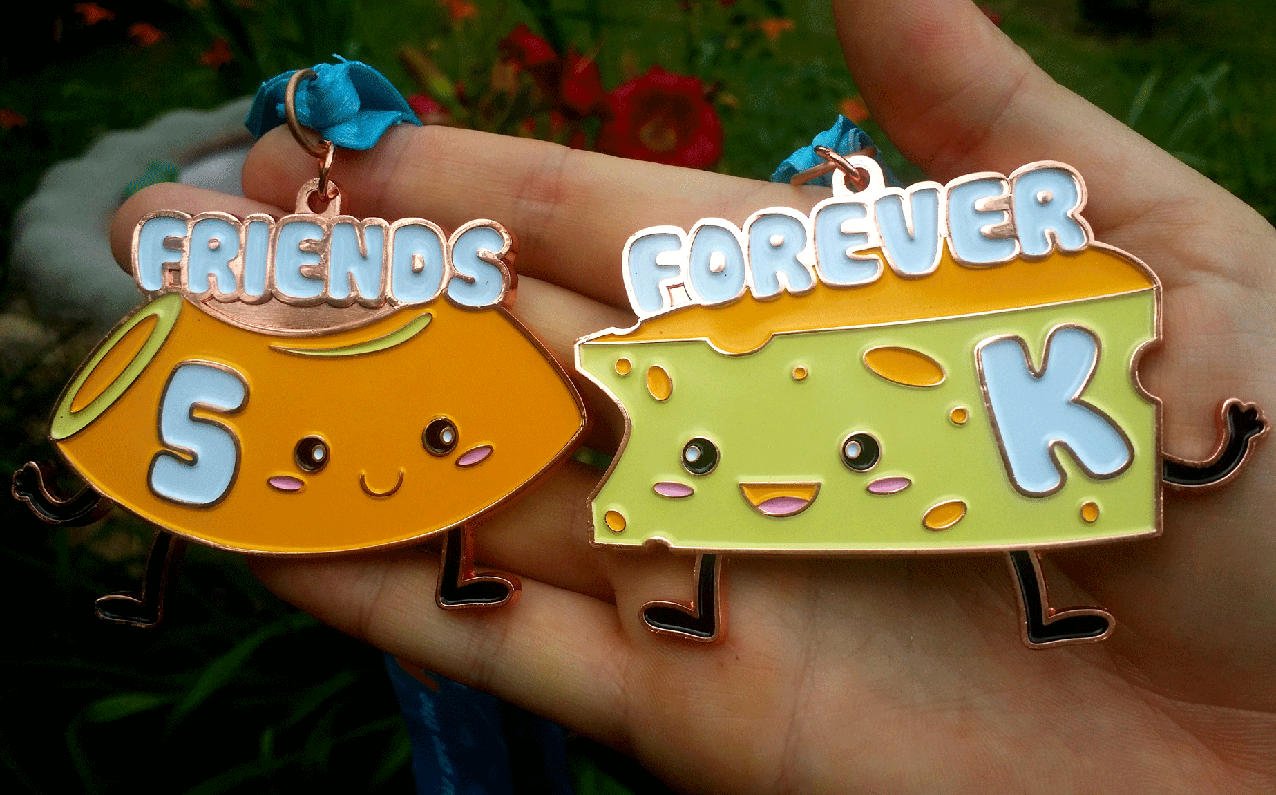 friends forever 5k brava magazine