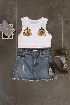 GET ON YOUR WILD SIDE -
