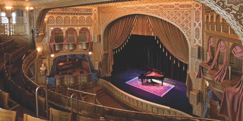 Visit Wisconsin S Restored Opera Houses Brava Magazine