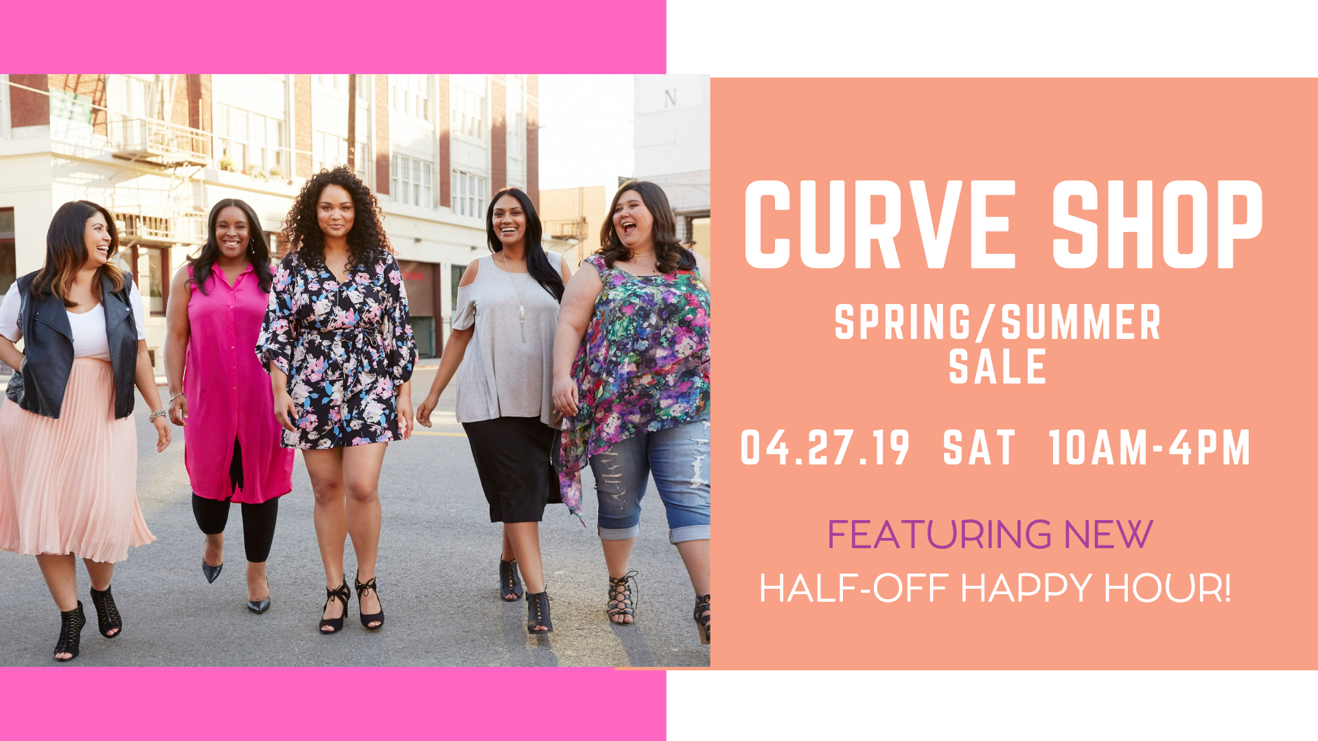 a5c653b8432af Curve Shop Spring/Summer Plus Size Clothing Consignment Sale ...