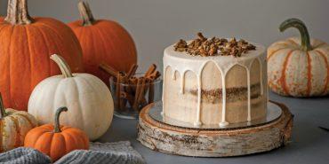 pumpkin chai cake