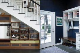 mudrooms and entryways